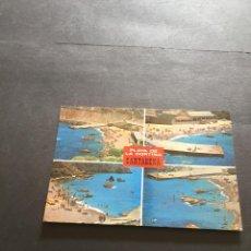 Postales: POSTAL DE - CARTAGENA- PLAYA DE LA CORTINA - LA DE LA FOTO VER TODAS MIS FOTOS Y POSTALES. Lote 222303816