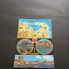 Postales: POSTAL DE MURCIA - LOS ALCAZARES BONITAS VISTAS - LA DE LA FOTO VER TODAS MIS FOTOS Y POSTALES. Lote 222326011