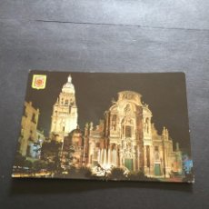 Postales: POSTAL DE MURCIA CATEDRAL - BONITAS VISTAS - LA DE LA FOTO VER TODAS MIS FOTOS Y POSTALES. Lote 222326482