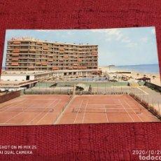 Postales: POSTAL LA MANGA DEL MAR MENOR, HOTEL ENTREMARES (MURCIA). Lote 222511148