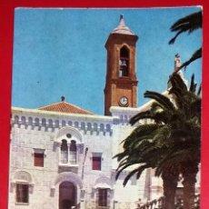 Postales: CARTAGENA. IGLESIA DEL SAGRADO CORAZÓN DE JESÚS. N.º 12. EXCLUSIVAS PAGAN. FOTOCOLOR VALMAN. S/C.. Lote 222550996