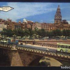 Postales: M-865- MURCIA. RECUERDO DE MURCIA. PUENTE VIEJO.. Lote 222586775