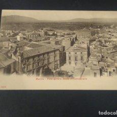 Postales: MURCIA, VISTA GENERAL DESDE EL CAMPANARIO. P.Z. 10635 SIN CIRCULAR.. Lote 222680037