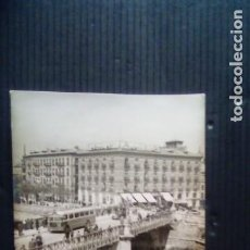 Postales: MURCIA-PUENTE VIEJO Y HOTEL VICTORIA.. Lote 222740728