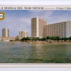 Postales: Nº 190 LA MANGA DEL MAR MENOR (COSTA CÁLIDA) -SUBIRATS CASANOVAS, 1991-. Lote 222747602