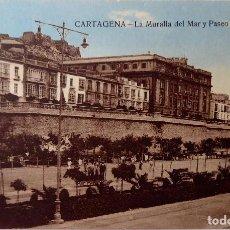 Postales: P-11709. CARTAGENA. 3 POSTALES COLOREADAS. FOTO J. CASÚ. PRINCIPIOS S. XX. SIN CIRCULAR.. Lote 223153807