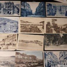 Cartes Postales: CARTAGENA . MURCIA. LOTE DE 21 POSTALES ANTIGUAS .. Lote 223968300