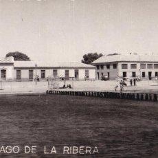 Cartes Postales: MURCIA POSTAL FOTOGRAFICA DE SANTIAGO DE LA RIBERA. SIN CIRCULAR. Lote 224113647