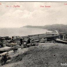 Postales: BONITA POSTAL - AGUILAS (MURCIA) - VISTA GENERAL - FOT. CARRILLO - COLECCION ALARCON. Lote 224230950