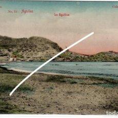Postales: PRECIOSA POSTAL - AGUILAS (MURCIA) - LA AGUILICA - FOT. CARRILLO - COLECCION ALARCON. Lote 224235173