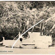 Postales: BONITA POSTAL - BAÑOS DE ARCHENA (MURCIA) - BARCA - CLICHE ACOSTA. Lote 224257576