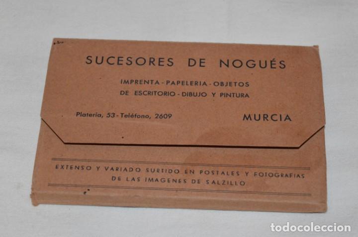 Postales: BLOC de 20 postales - MURCIA - Antiguas, buen estado, sin circular - ¡Mira fotos! - Foto 3 - 224380075