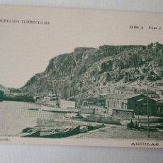 Cartes Postales: AGUILAS (MURCIA).- CASTILLO.- COLEC. TORRECILLAS, SERIE A Nº 2. Lote 225311723