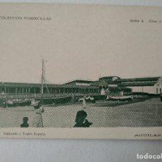 Cartes Postales: AGUILAS (MURCIA).- BALNERIO Y TEATRO ESPAÑA.- COLEC. TORRECILLAS, SERIE A Nº 5. Lote 225312468