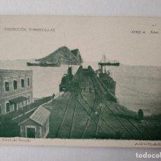 Cartes Postales: AGUILAS (MURCIA).- PUERTO HORNILLO.- COLEC. TORRECILLAS, SERIE A Nº 11. Lote 225313080