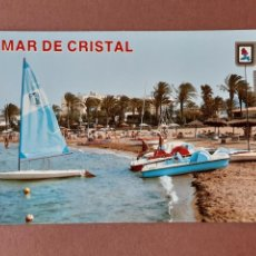 Cartoline: POSTAL 9 SUBIRATS CASANOVAS. FISA. MAR DE CRISTAL. COSTA CÁLIDA. MURCIA. 1988. SIN CIRCULAR.. Lote 227596705