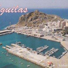 Postales: AGUILAS (MURCIA) PUERTO PESQUERO Y CASTILLO – MARIN Nº625 – S/C. Lote 228370253