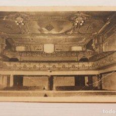 Cartoline: POSTAL CARTAGENA, GRAN CINE SPORT, 1928, VISTA DESDE LA PANTALLA, LOCALIDADES ALTAS, J. DE HARO. Lote 230009445