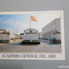 Postales: POSTAL DE SANTIAGO DE LA RIBERA - MAR MENOR - ACADEMIA GENERAL DEL AIRE. Lote 230555555