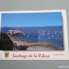 Postales: POSTAL DE SANTIAGO DE LA RIBERA - MAR MENOR. Lote 230556160