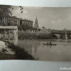 Postales: AGUILAS RIO SEGURA PAISAJE.. Lote 234658045