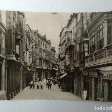 Postales: CARTAGENA, MURCIA - 56- CALLE MAYOR - FOTOS CASAU. Lote 234660510