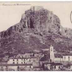 Postales: MURCIA: CASTILLO DE MONTEAGUDO. ED. SUERS DE NOGUÈS. CIRCULADA (AÑOS 10). Lote 235252585