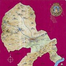 Cartoline: POSTAL * LORCA , MAPA *. Lote 235520360