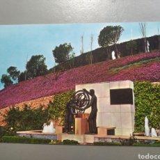 Postales: POSTAL 43 CARTAGENA MURCIA MONUMENTO AL MAESTRO EDICIONES ARRIBAS. Lote 235733335