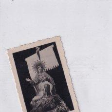 Postales: FOTOGRAFÍA VIRGEN DOLOROSA SEMANA SANTA CARTAGENA. CASAU. Lote 235787815