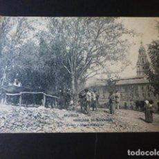 Postales: MURCIA MERCADO DE GANADOS. Lote 235826190