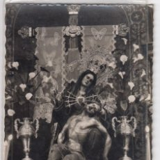 Postales: MUY ESCASA POSTAL CARTAGENA (MURCIA) NTRA. SRA. DE LA CARIDAD. PATRONA DE LA CIUDAD. 1963. Lote 235828445