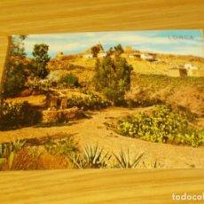 Cartes Postales: LORCA ( MURCIA ) VISTA GENERAL DEL CALVARIO Y CASTILLO. Lote 237622965