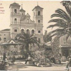Postales: MURCIA. IGLESIA Y PLAZA DE STO. DOMINGO. Nº9 L.ROISÍN.. Lote 241915930