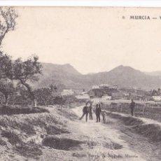Postales: MURCIA, VERDOLAY. ED. SUCESORES DE NOGUES Nº 6. CIRCULADA. Lote 243899010