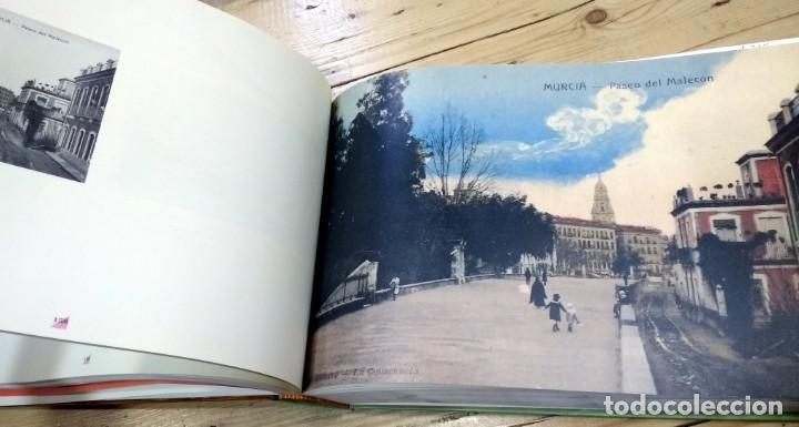 Postales: Memoria Gráfica de Murcia. Las postales del ayer. Varios autores - Foto 4 - 245076975