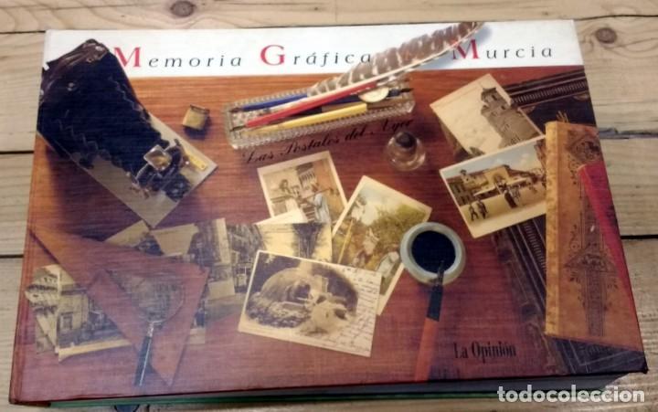 MEMORIA GRÁFICA DE MURCIA. LAS POSTALES DEL AYER. VARIOS AUTORES (Postales - España - Murcia Antigua (hasta 1.939))