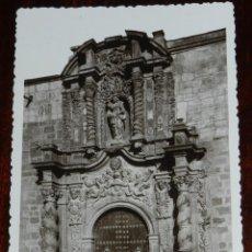 Postales: FOTO POSTAL DE ORIHUELA (MURCIA) - PARROQUIA DE SANTIAGO - FACHADA DE LA CAPILLA - NO CIRCULADA.. Lote 245353580