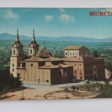 Postales: POSTAL 4230 SANTUARIO DE LA VIRGEN DE LA FUENSANTA. MURCIA.. Lote 246144245