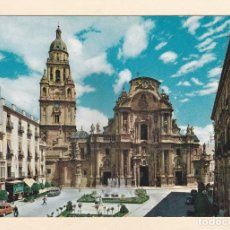 Cartoline: POSTAL CATEDRAL. MURCIA (1961). Lote 247234600