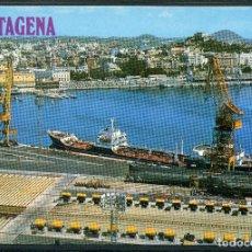 Cartes Postales: POSTAL MURCIA CARTAGENA - VISTA GENERAL. Lote 252565040