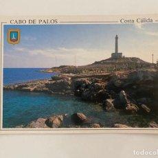 Postales: TARJETA POSTAL. CARTAGENA. Nº 53.- CABO DE PALOS. COSTA CÁLIDA. SUBIRATS CASANOVAS. Lote 254074445