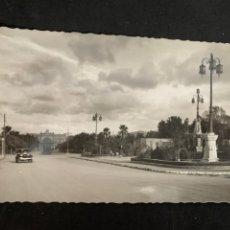 Postales: CARTAGENA - AVDA. DEL ALMIRANTE BASTARRECHE - Nº 12 ED. GARCÍA GARRABELLA. Lote 254416580