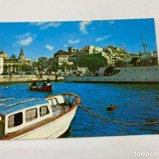 Cartoline: TARJETA POSTAL. CARTAGENA. 8508.- VISTA PARCIAL DEL PUERTO. EDICIONES BEASCOA. Lote 254957320