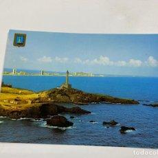 Cartoline: TARJETA POSTAL. CARTAGENA. CABO DE PALOS. Nº 21.- VISTA AÉREA DEL MAR MENOR Y LA MANGA. Lote 254957905