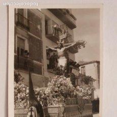 Postales: YECLA - SANTÍSIMO CRISTO DE LA AGONÍA - FOTO JOSÉ ANTONIO - P50375. Lote 257351220