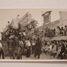 Postales: YECLA - FIESTAS DE SAN ISIDRO - BATALLA DE FLORES - FOTO JOSE ANTONIO - P50377. Lote 257351435