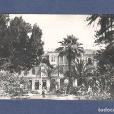 Cartes Postales: POSTAL: AGUILAS (MURCIA): PLAZA DE ESPAÑA AGUILAS - FOTO MATRÁN, CASA HITA - SIN CIRCULAR. Lote 260862225