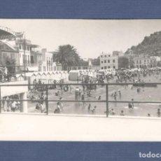 Cartes Postales: POSTAL: AGUILAS (MURCIA): PLAYA Y BALNEARIO AGUILAS - FOTO MATRÁN, CASA HITA - SIN CIRCULAR. Lote 260862675