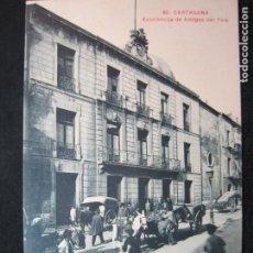 Cartoline: CARTAGENA-ECONOMICA DE AMIGOS DEL PAIS-ED·ANDRES FABERT-80-POSTAL ANTIGUA-(80.253). Lote 261260930